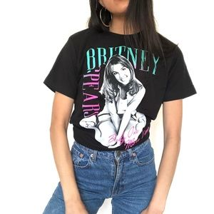 """Britney Spears """"Baby One More Time"""" T-Shirt"""